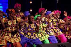 Amani Children's Choir Performance