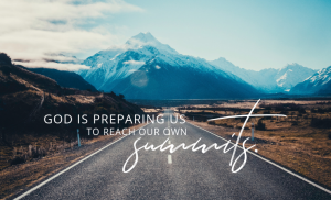 Reaching Your Own Summits