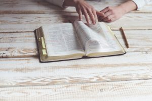 Finding the Delight – Again – In God's Word